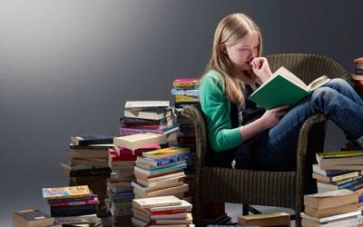 9 راه برای عادت به کتابخوانی