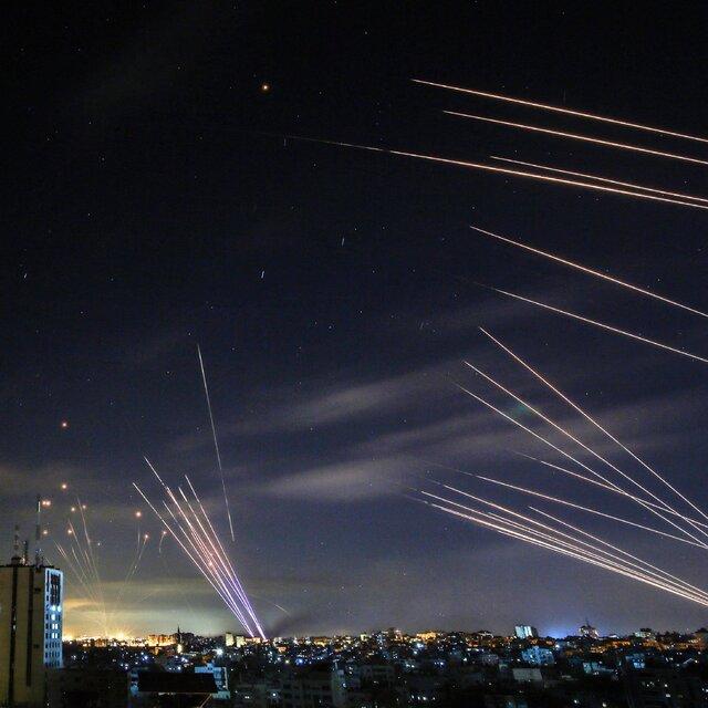 تعلیق کمک مالی آمریکا به گنبد آهنین اسرائیل