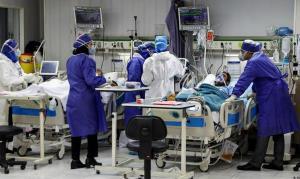 اوضاع این روزهای کرونا در بیمارستانها