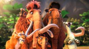 صداگذاری جالب و دیدنی انیمیشن عصر یخبندان