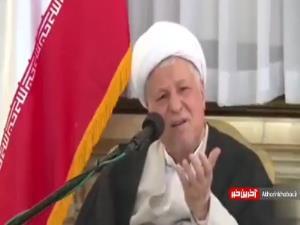 خاطره جالب آیت الله هاشمی در مورد نکات امام خمینی برای ورود ایران به خاک عراق
