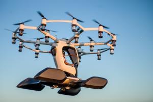 اختراع کاربردی هواپیمای تک سرنشین توسط چند دانشجو