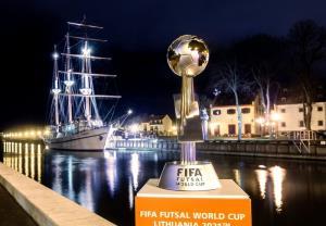 جام جهانی فوتسال/ دیدار شاگردان ناظمالشریعه با ازبکستان