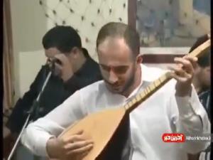 اجرای بسیار زیبا و دلچسب با ساز «باغلاما»