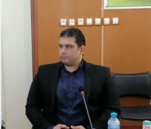 «محمدرضا کیانی» رئیس هیأت شنا گلستان شد