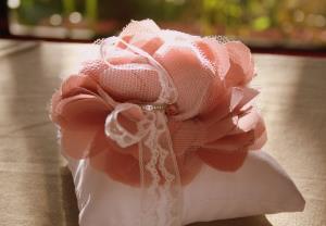 آموزش گل تزئینی بسیار زیبا برای کدبانوها