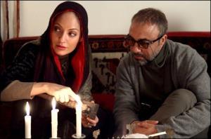 فیلم زیرخاکی از خوانندگی مهناز افشار، رضا عطاران و حامد بهداد
