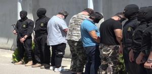 ۶ اراذل و اوباش در نقده دستگیر شدند