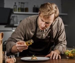 تکنیک آشپزی با حداقل روغن