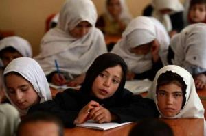 پیشنهاد کمک آموزشی ایران به دختران افغانستان