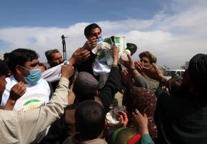 افغانستان در آستانه یک فاجعه انسانی