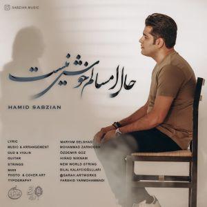آهنگ جدید/ «حال امسالم خوش نیست» با صدای حمید سبزیان