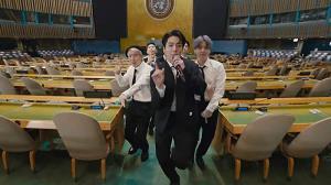 مشهورترین گروه موسیقی پاپ جهان در سازمان ملل چه میکند؟