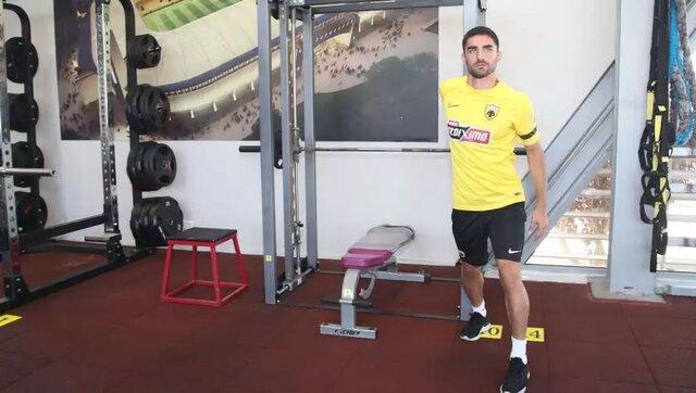 میلاد محمدی: خوشحالم به فوتبال یونان آمدم