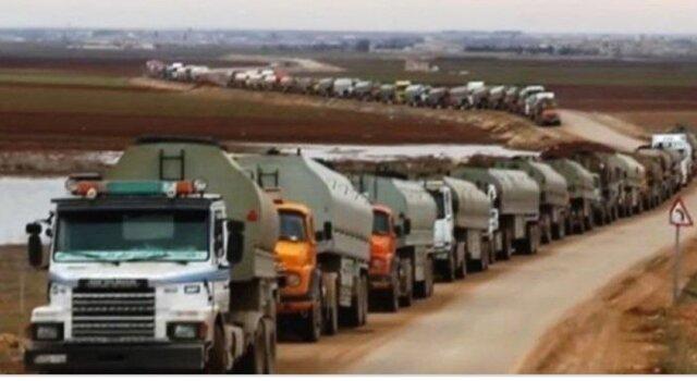 المیادین: پنجمین محموله سوخت ایران از مرزهای سوریه عبور کرد
