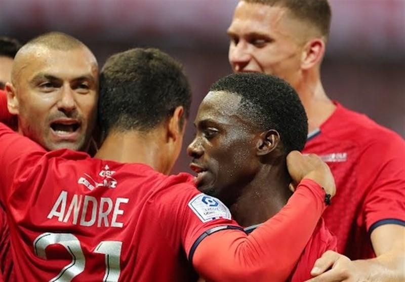 لوشامپیونه/ پیروزی لیل و موناکو