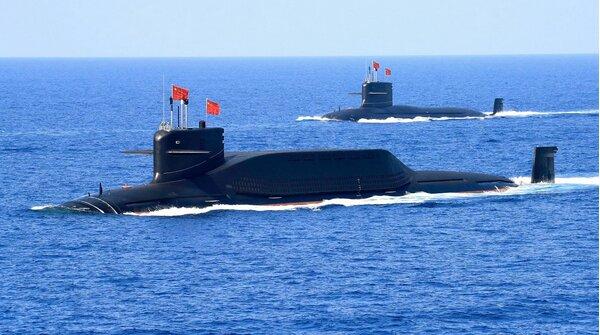 فرانسه: آمریکا مقابله با چین را تشدید میکند