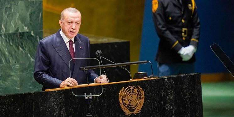 اردوغان: ترکیه نمیتواند موج جدید مهاجران را تحمل کند