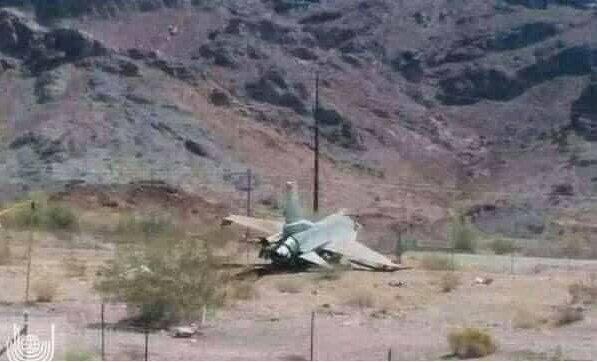 سقوط یک جنگنده ارتش پاکستان؛ خلبان کشته شد