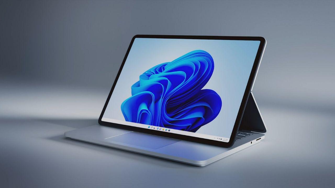مایکروسافت Surface Laptop Studio معرفی شد