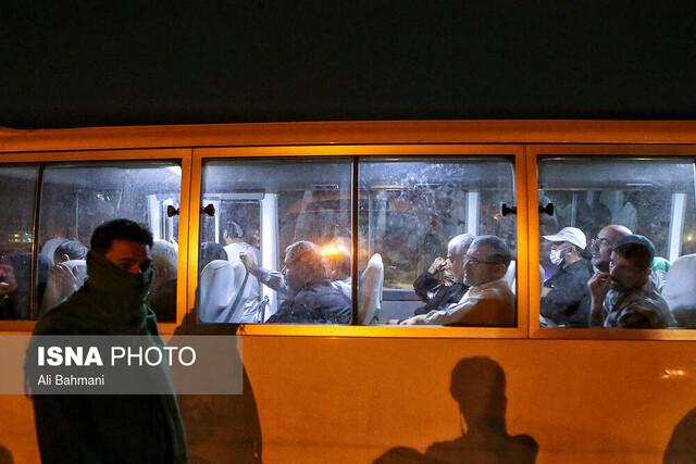 جزییات پیشفروش بلیت اتوبوسهای اربعین برای بازگشت زائران