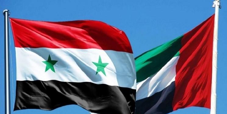 اعلام آمادگی امارات برای سرمایهگذاری در بازسازی سوریه
