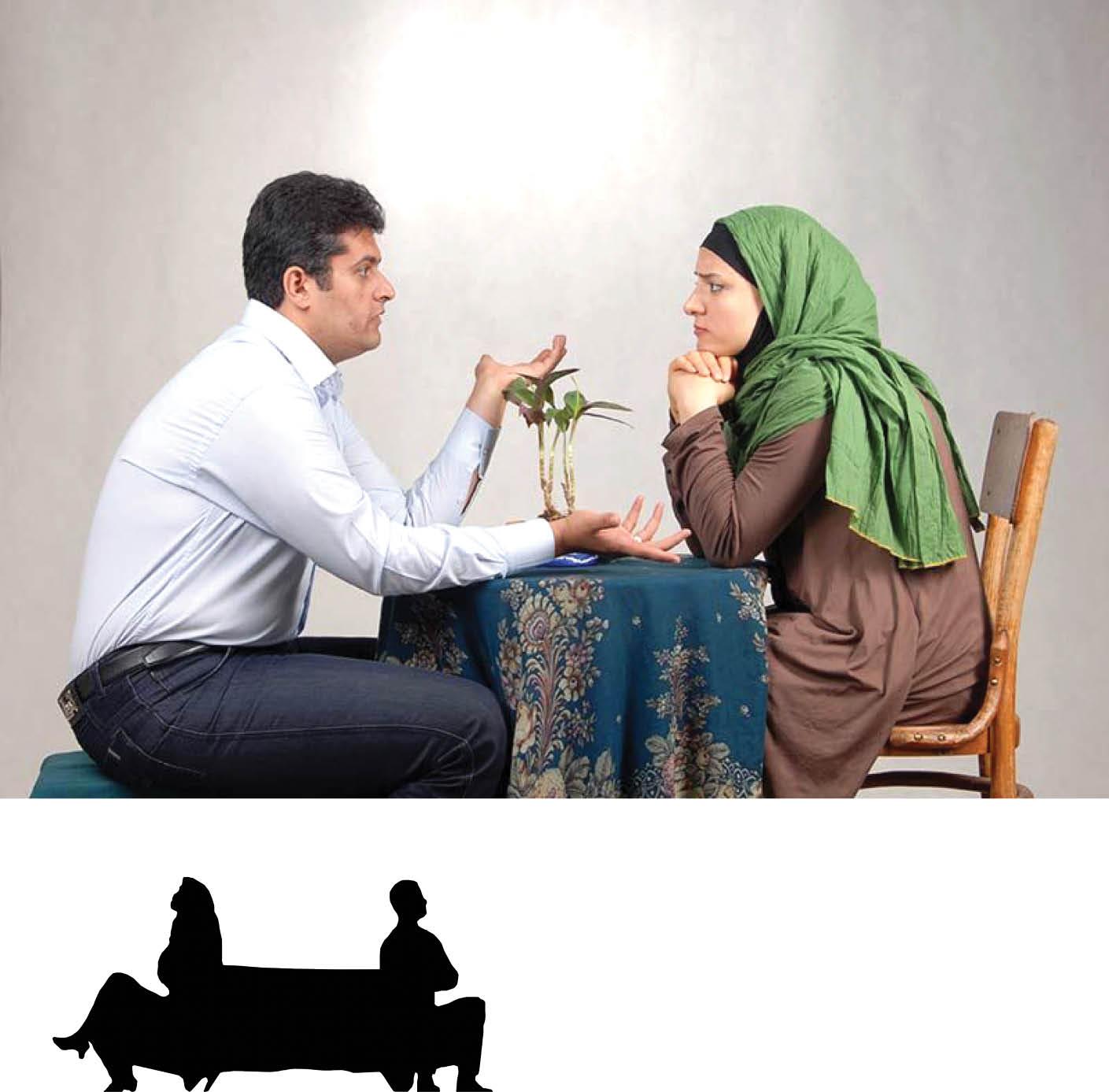 6 اشتباه زوج ها پشت میز مذاکره