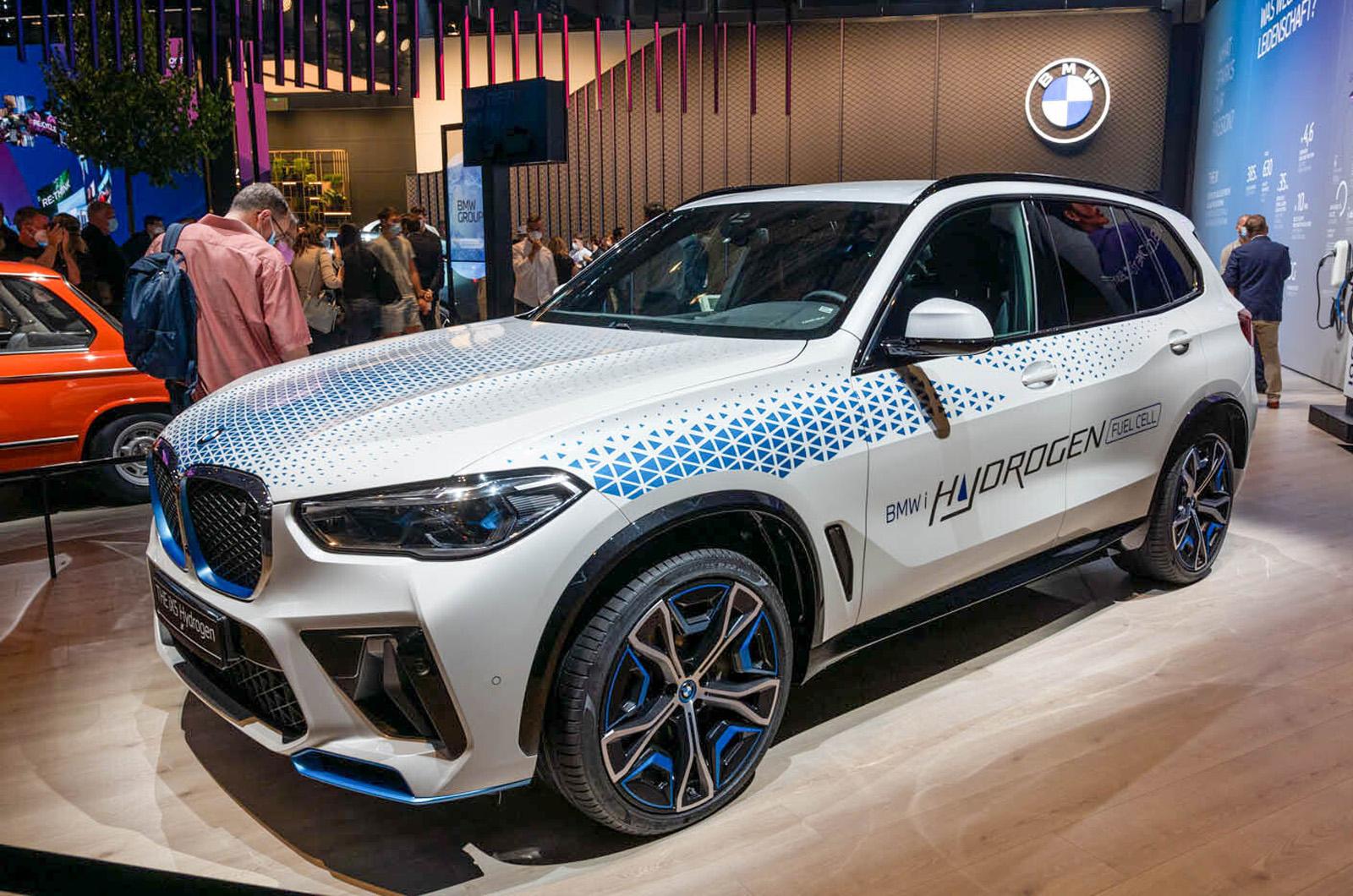 بامو و آئودی آینده ی خودروهای هیدروژنی را جدی گرفته اند