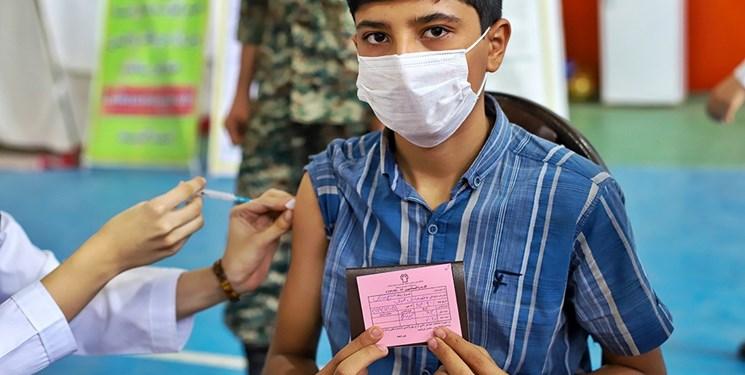 آغاز واکسیناسیون ۱۵ سال به بالا در کهگیلویه و بویراحمد