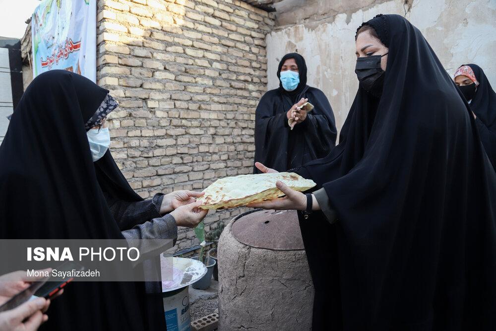 عکس/ سفر معاون رئیسجمهور در امور زنان و خانواده به خوزستان