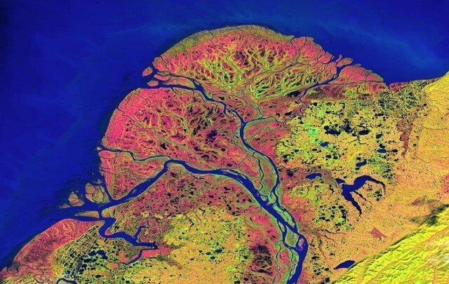 تصاویر واضح ناسا از پدیدههای زمینی
