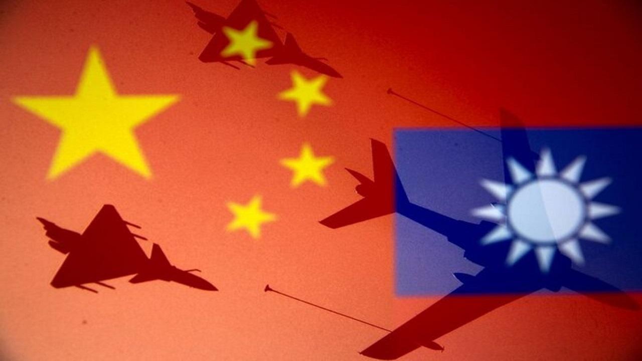 اعزام ۱۹ جنگنده چینی به سوی تایوان