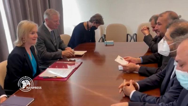 پاسخ ایران به فرافکنی وزیرخارجه انگلیس