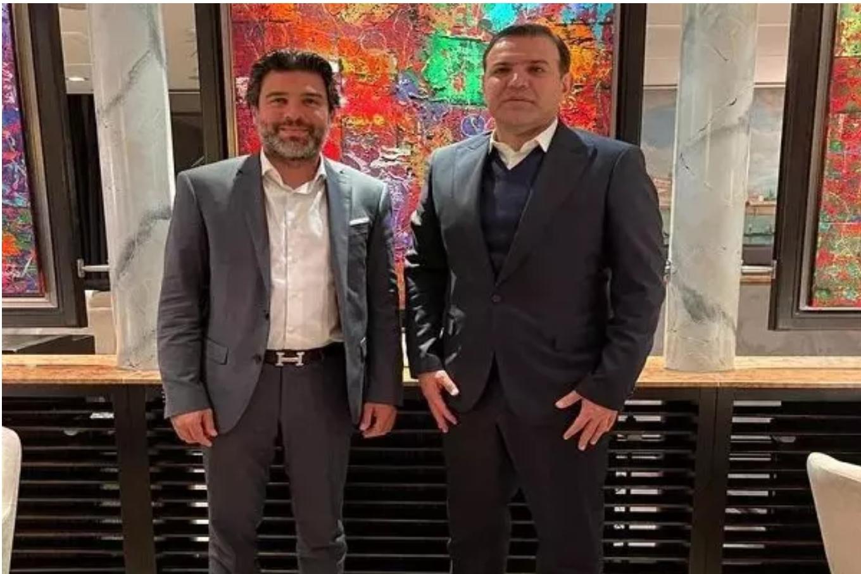 امضای توافق همکاری فدراسیون فوتبال با باشگاه بلژیکی