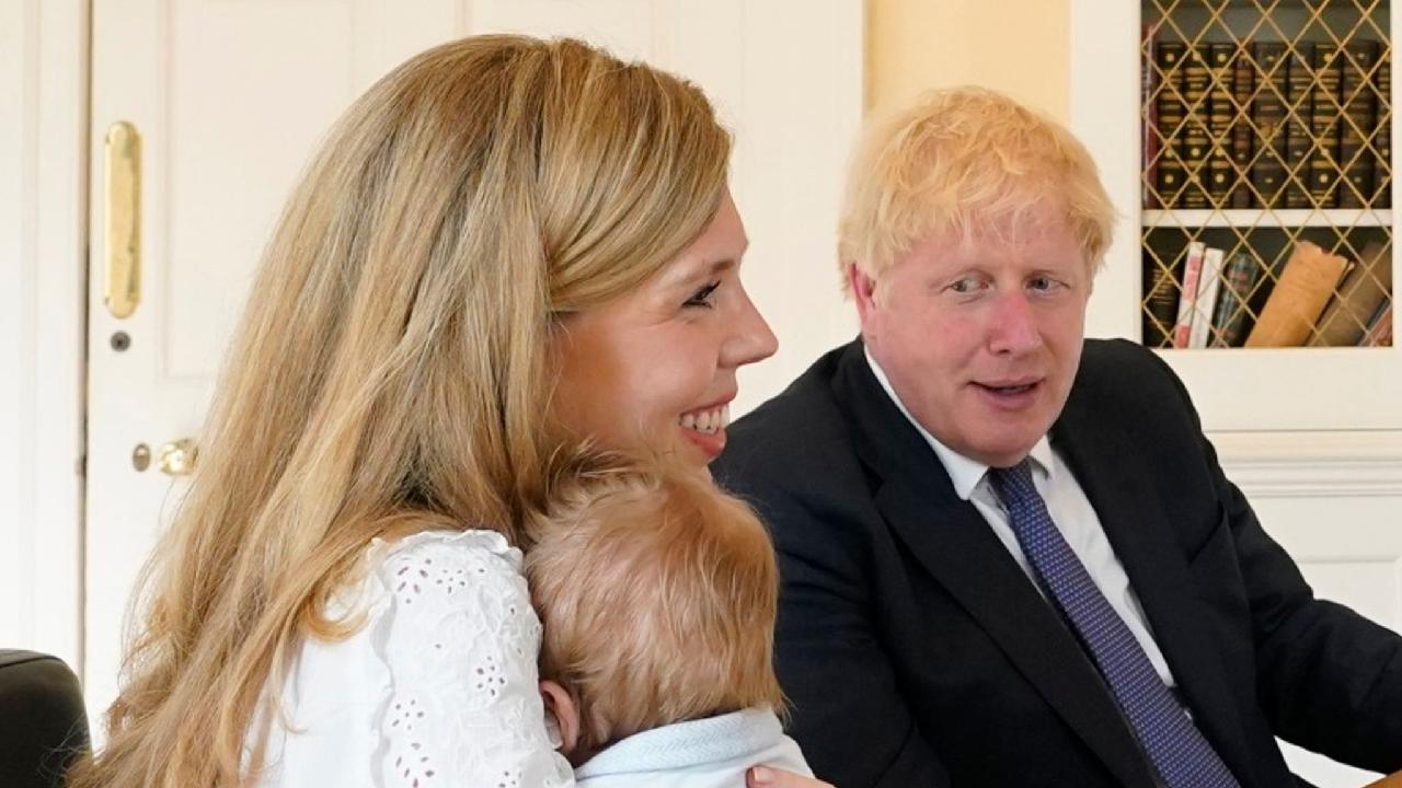 نخست وزیر تازه داماد انگلیس بالاخره تعداد فرزندانش را لو داد