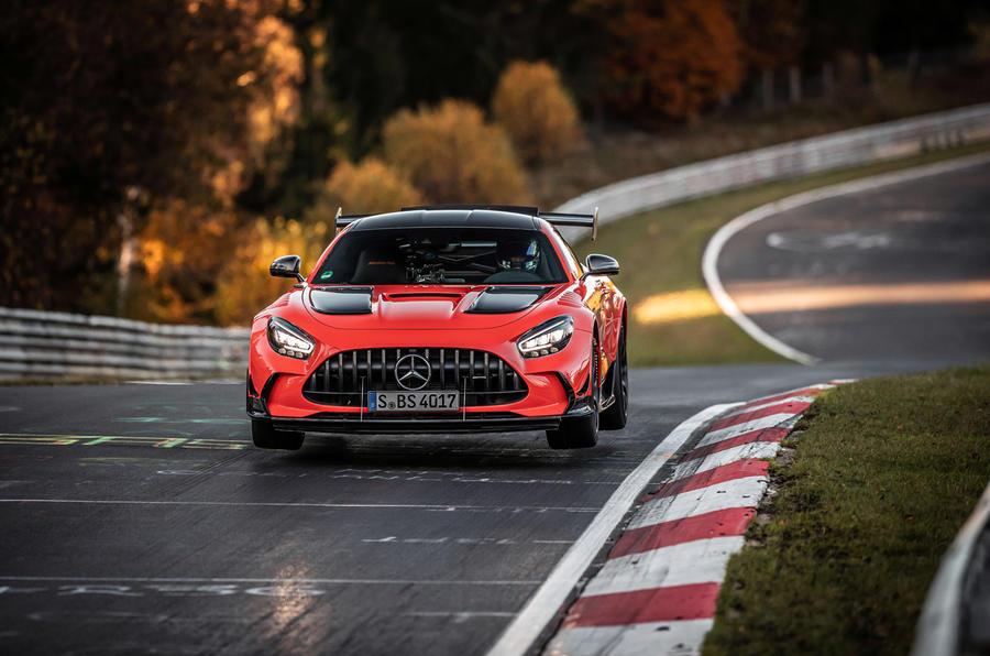 سریعترین خودروهای پیست نوربرگرینگ در سال 2021 را بشناسید