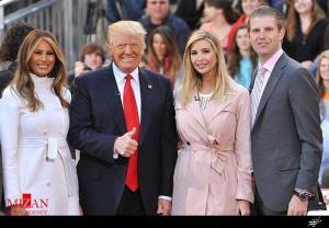 دعوای خانوادگی ترامپ و شکایت 100 میلیون دلاری!