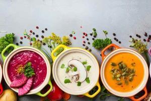 ۱۱ ترفند طلایی برای خوشمزه شدن سوپ