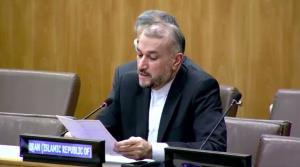 سخنرانی وزیر خارجه ایران در اجلاس دوربان سازمان ملل