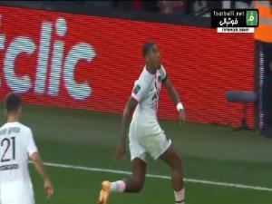 گل پیروزیبخش اشرف حکیمی در دقیقه 95