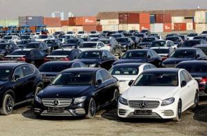 واردات خودرو در بنبست