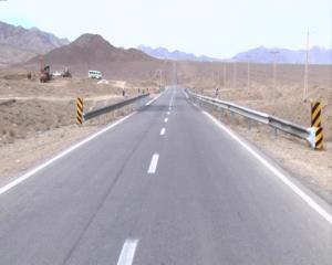 جاده خضرآباد-یزد ۲ بانده نمیشود