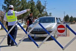 ورود خودروهای شخصی با پلاک غیربومی از اربعین به مشهد ممنوع شد