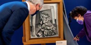 اهدای تابلوی «پیکاسو» در ازای مالیات بر ارث!
