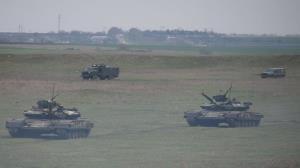 آغاز رزمایش نظامی روسیه در شبه جزیره کریمه