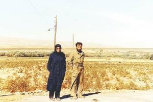 پای حرف های مریم کاظم زاده، عکاس و خبرنگار جنگ
