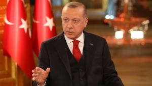 اردوغان: آمریکا برای تروریستهای سوریه سلاح میفرستد