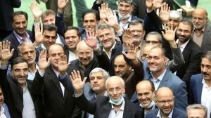 اتهامزنی مدعیان اصلاحات به مجلس برای تطهیر آمریکا
