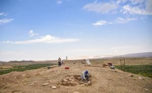 وجود شواهدی از فلزکاری دوره باستان در زنجان
