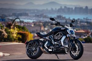 گذری بر موتورسیکلت جذاب «دوکاتی»